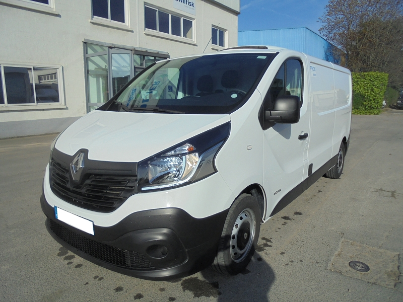 RENAULT Trafic Fg L2H1 1200 1.6 dCi 115ch Confort 19331km