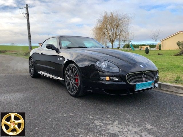 MASERATI Coupe 4.2 GranSport 75600km