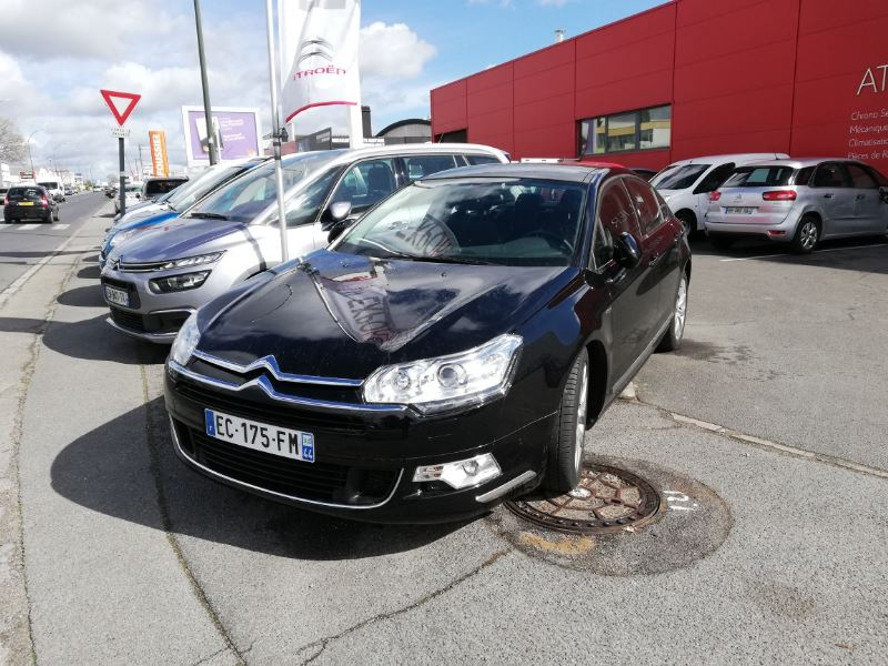 CITROEN C5 2.0 BlueHDi 180ch Hydractive Exclusive S&S EAT6 32000km