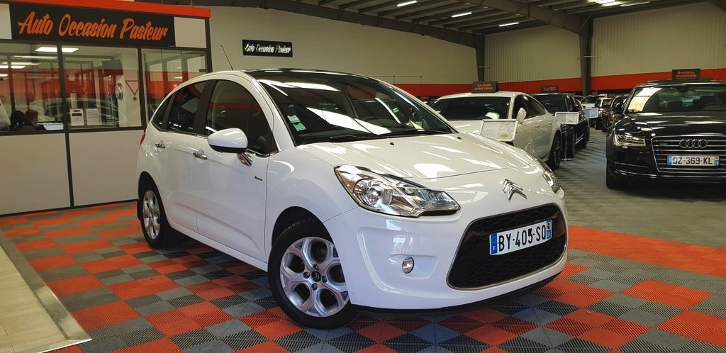 CITROEN C3 1.4 HDi70 FAP Exclusive 85144km