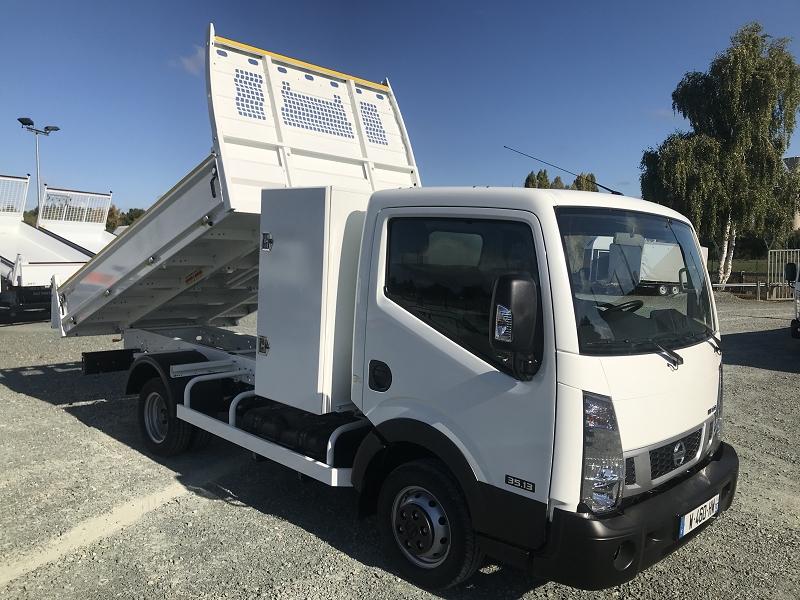 NT400 Cabstar CCb-utilitaire