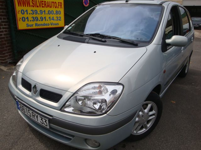 RENAULT Scenic 1.6 16v 110ch Air 56896km