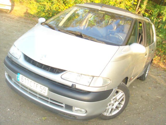 RENAULT Grand Espace 2.2 dT 110ch Initiale 121398km