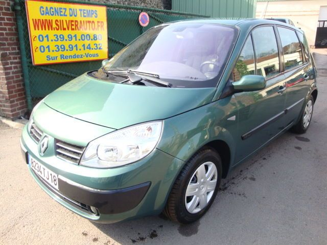RENAULT Scenic 1.6 16v 110ch Expression 117102km