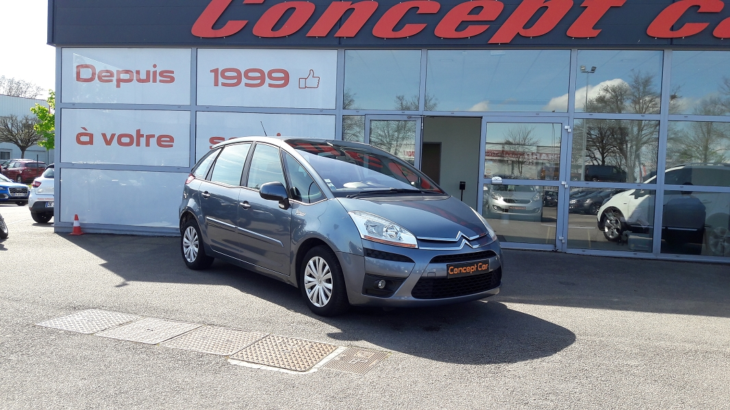 CITROEN C4 Picasso 1.6 HDi110 FAP Pack Ambiance 141635km