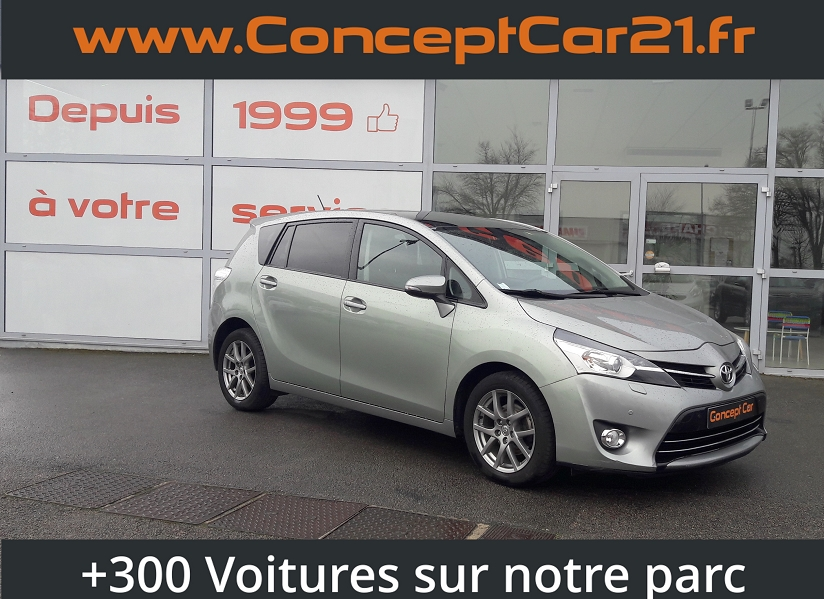 TOYOTA Verso 124 D-4D Style 5 places 109317km