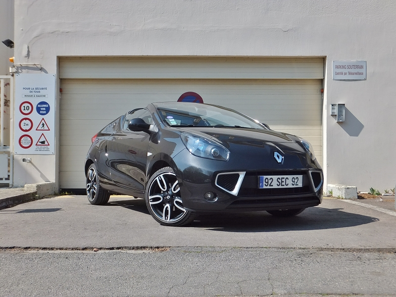 RENAULT Wind 1.2 TCe 100ch Exception 107900km