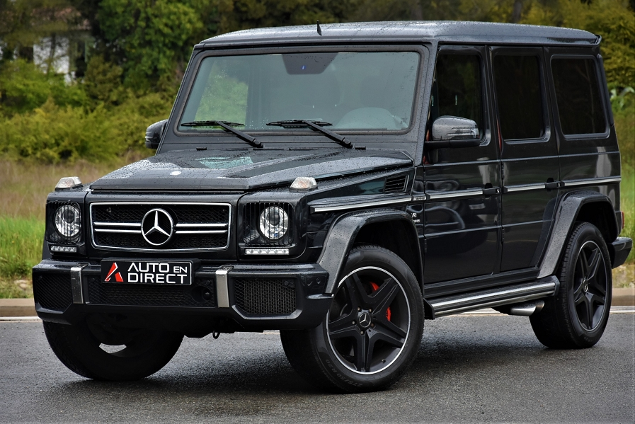 MERCEDES-BENZ Classe G 63 AMG Break Long 7G-Tronic Speedshift + 167072km
