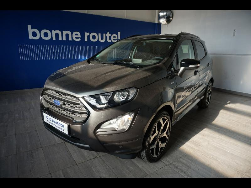 FORD EcoSport 1.0 EcoBoost 125ch ST-Line Euro6.2 5000km