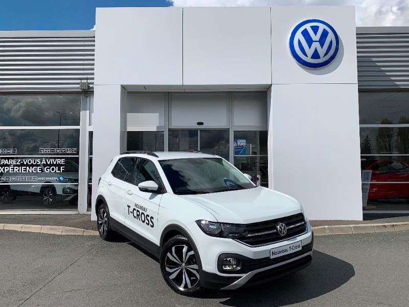 VOLKSWAGEN T-Cross 1.0 TSI 115ch First Edition 3500km