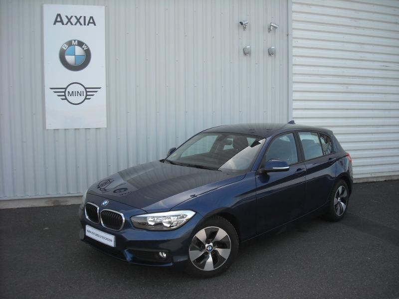 BMW Série 1 116d 116ch EfficientDynamics Edition Business 5p 41850km
