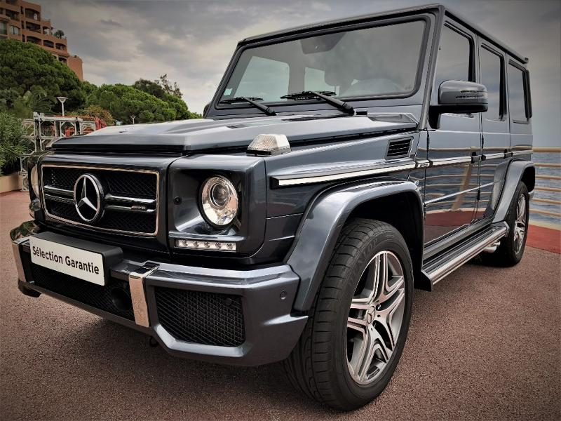 MERCEDES-BENZ Classe G 63 AMG Break Long 7G-Tronic Speedshift + 27000km