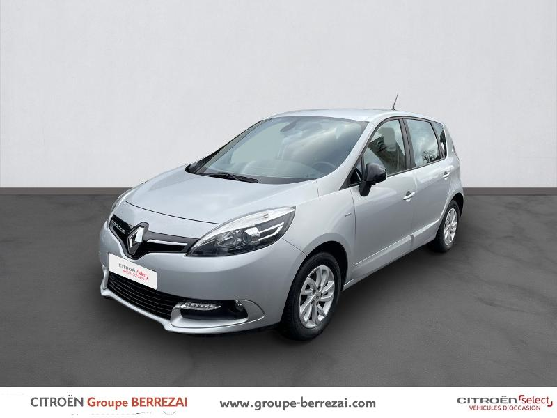 RENAULT Scenic 1.5 dCi 110ch energy Limited Euro6 2015