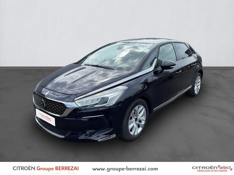 DS DS5 BLUE HDI 180 EAT 6 EXECUTIVE
