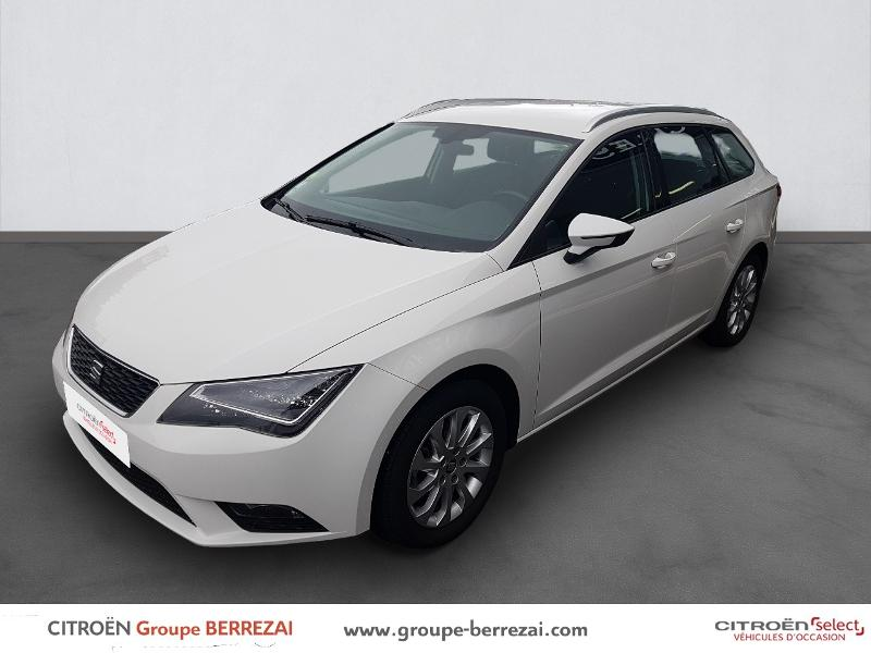 SEAT Leon ST 1.6 TDI 110ch FAP Style Business Start&Stop