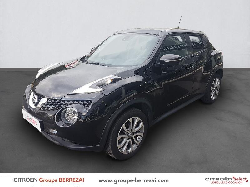 NISSAN Juke 1.2 DIG-T 115ch Connect Edition