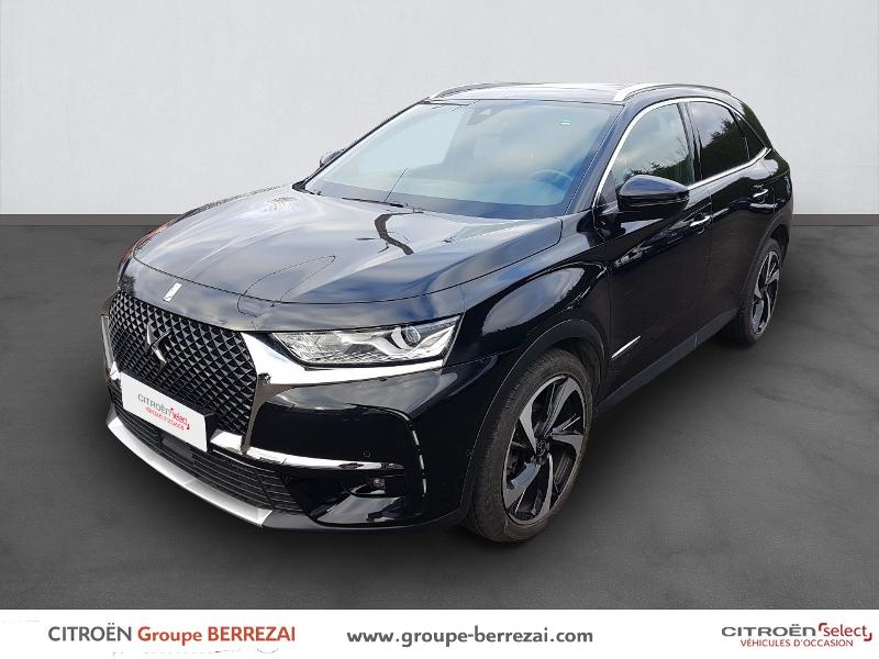 DS DS 7 Crossback BlueHDi 180ch Grand Chic Automatique 128g