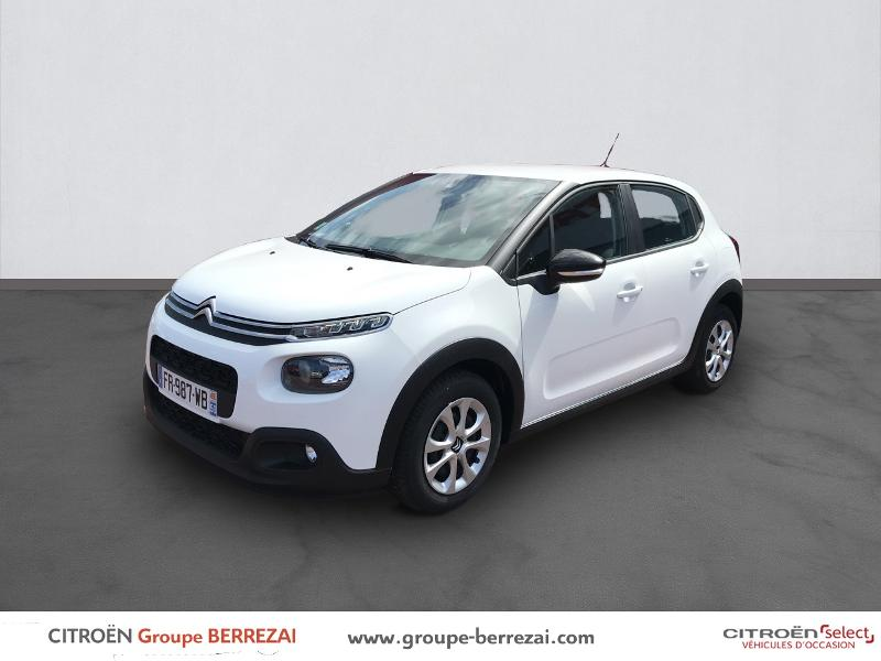CITROEN C3 1.5 BlueHDi 100ch S&S Feel Business