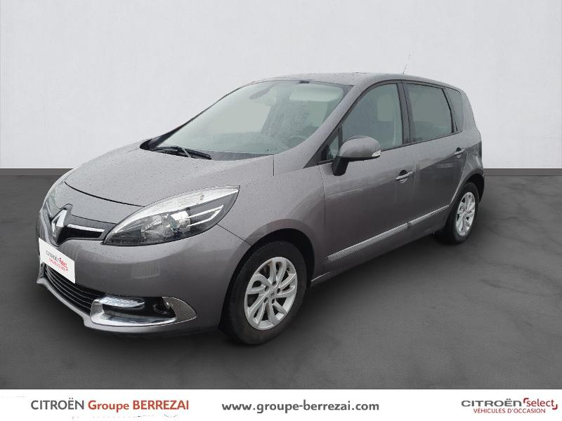 RENAULT Scenic 1.5 dCi 110ch energy Business eco² Euro6 2015