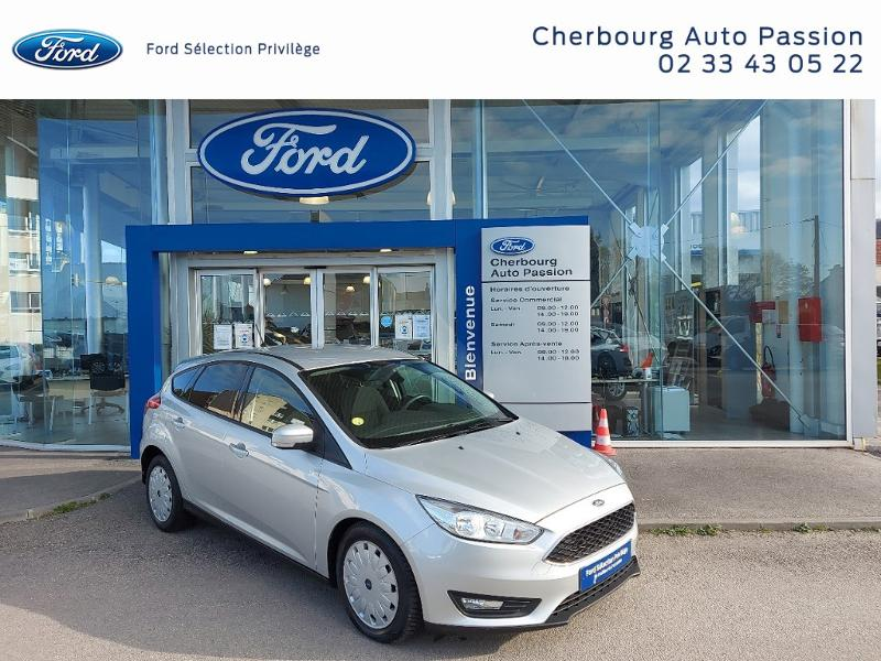 FORD Focus 1.5 TDCi 105ch ECOnetic Stop&Start Executive