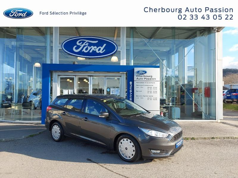 FORD Focus SW 1.5 TDCi 105ch ECOnetic Stop&Start Executive
