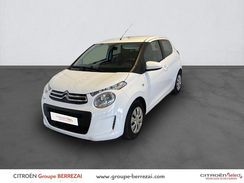 CITROEN C1 VTi 72 S&S Feel 5p E6.d-TEMP