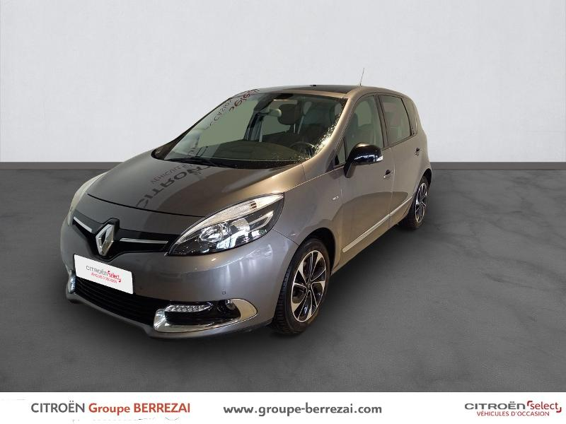 RENAULT Scenic 1.6 dCi 130ch energy Bose Euro6 2015