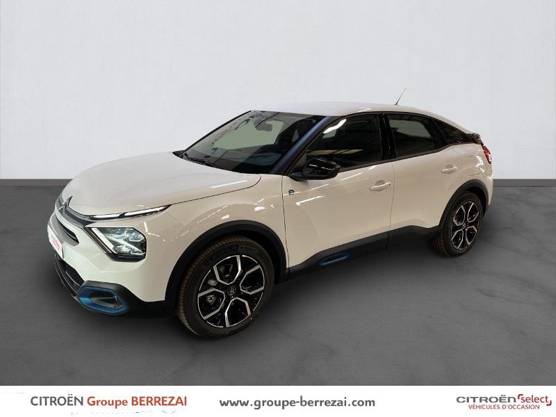 annonce CITROEN Ë-C4 136ch,(100 kW) Auto Feel Pack Berrezai