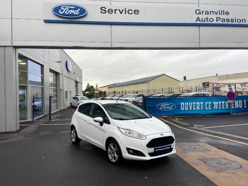 FORD Fiesta 1.0 EcoBoost 100ch Stop&Start Edition 5p
