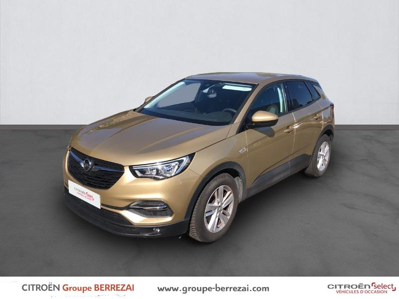 OPEL Grandland X 1.6 D 120ch Business Edition BVA