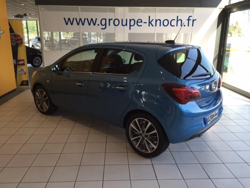OPEL Corsa 1.0 ECOTEC Direct Injection Turbo 115ch Cosmo Start/Stop 5p 2000km