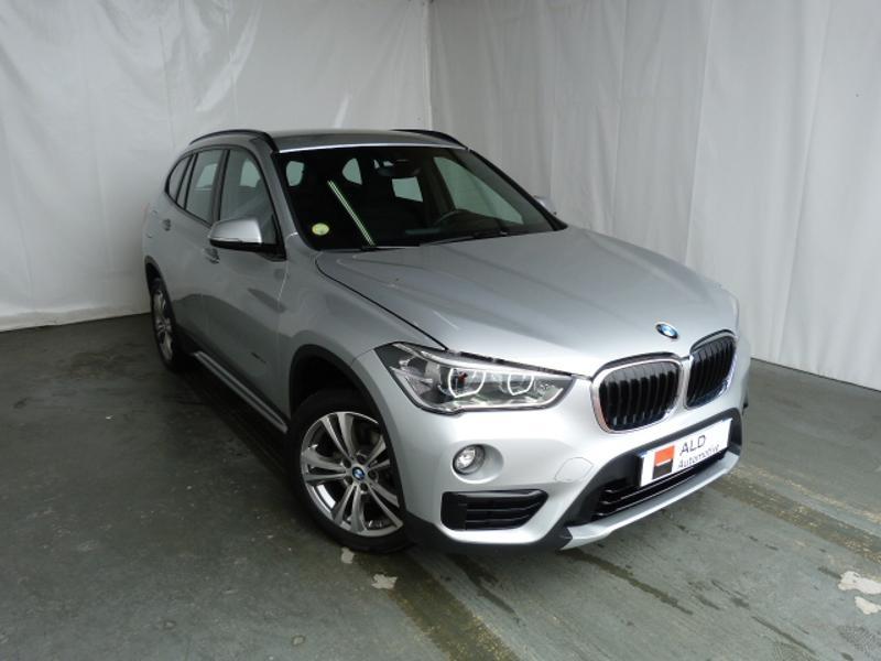 BMW X1 sDrive18dA 150ch M Sport 52264km
