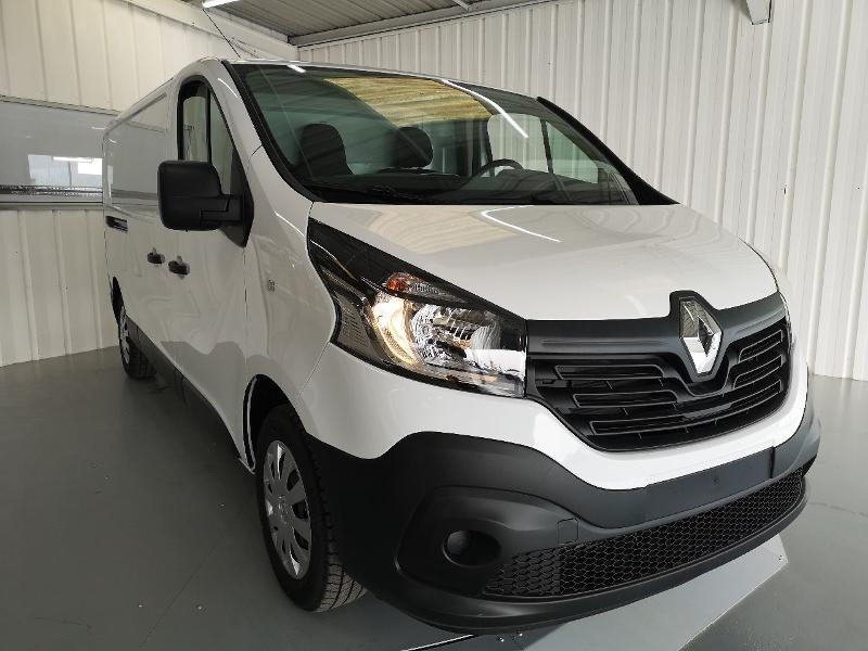 RENAULT Trafic Fg L2H1 1200 1.6 dCi 125ch energy Grand Confort Euro6 100km