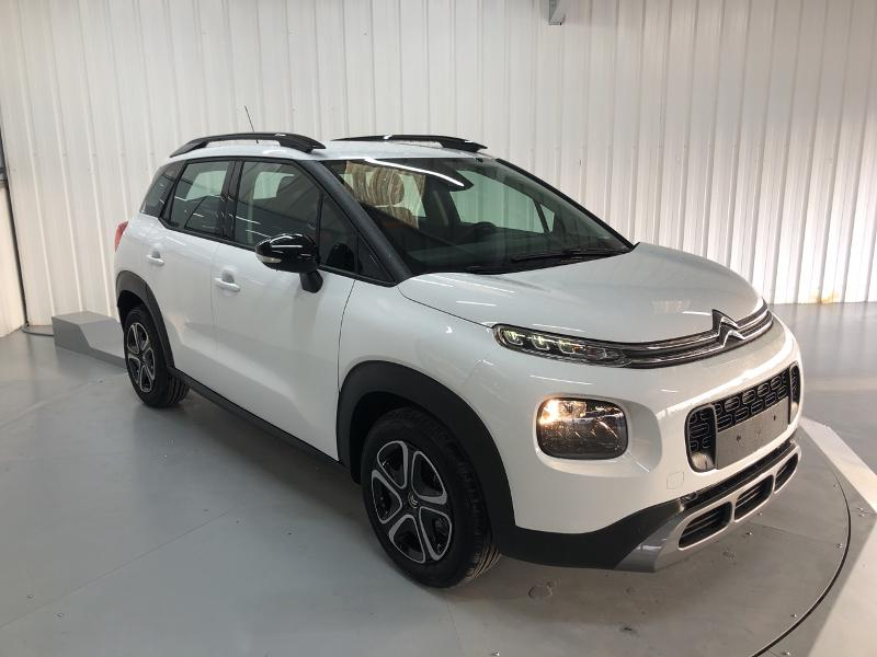 CITROEN C3 Aircross BlueHDi 120ch S&S Feel EAT6 E6.d-TEMP 10km