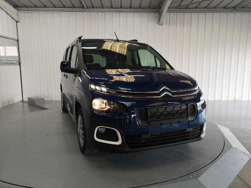 CITROEN Berlingo M BlueHDi 100ch Shine 10km