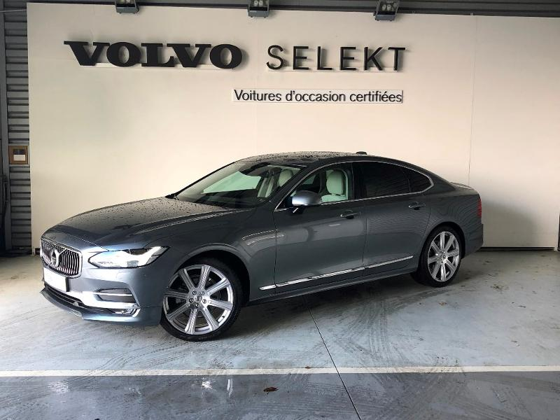 VOLVO S90 D4 AdBlue 190ch Inscription Luxe Geartronic 900km